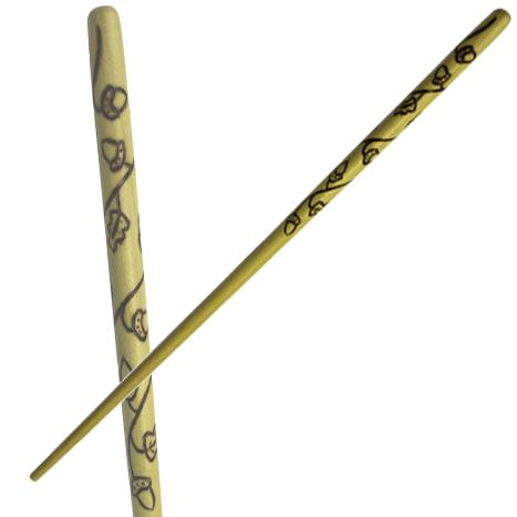 Luna's first wand